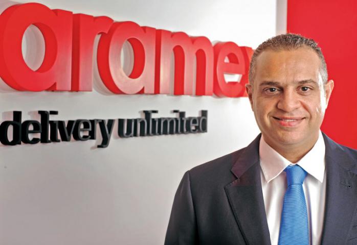 Hussein Hachem, Aramex CEO.