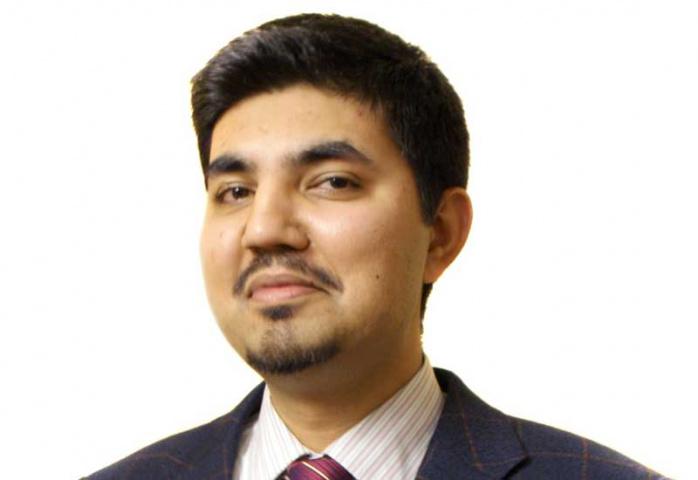 IBA Group analyst Usman Ahmed.