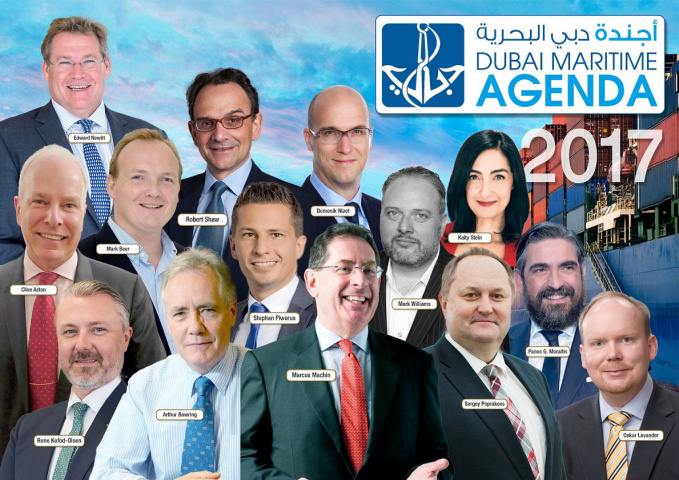 The platform will bring together an elite group of international maritime industry leaders.