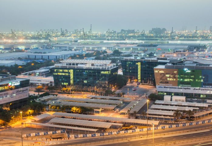Jebel Ali Freezone rating upgraded by Fitch Ratings following purchase by DP World.
