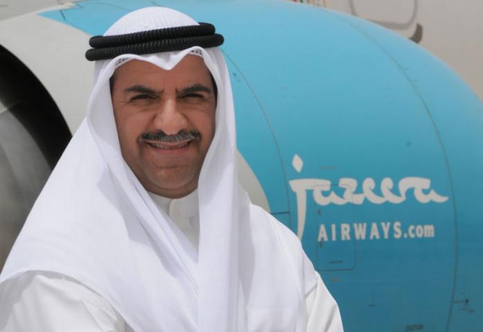Marwan Boodai, Jazeera Airways chairman