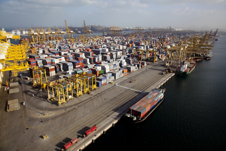 Jebel Ali Free Zone will provide room for the storage of products