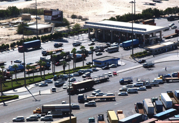 Jebel Ali Free Zone in 2003