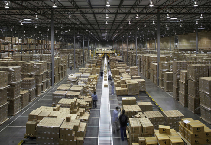 MARKET BOOM: The growth of Dubai?s logistics industry has boosted demand for storage space although projects such as Dubai Logistics City will help co
