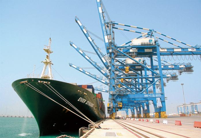 US$7.2bn Dollars invested so far in Khalifa Port and Kizad.