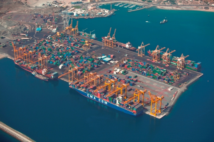 Gulftainer manages two ports in the UAE, including Khorfakkan.