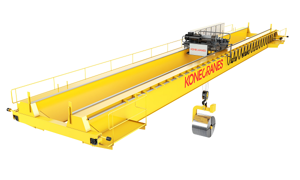 Konecranes has introduces a new heavy-duty overhead crane for shipyard use to the Middle East.