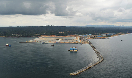 Necotrans group and Kribi Port Multi Operators (KPMO) awarded contract for operation and maintenance of multipurpose terminal at Kribi in Cameroon.