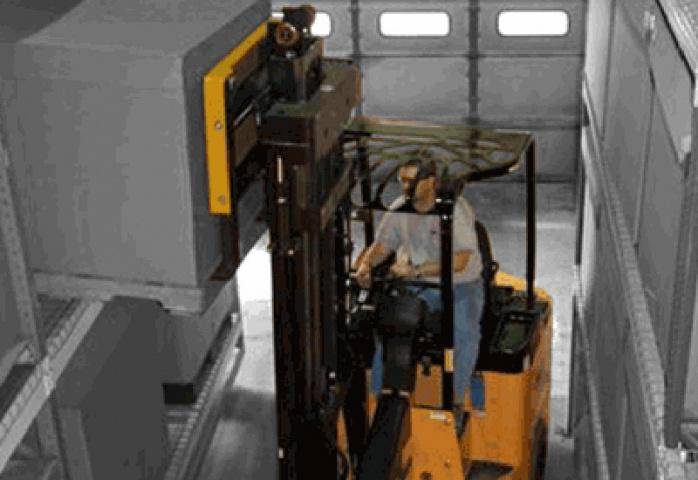 Landoll, PRODUCTS, Forklift trucks