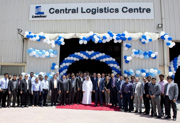 Inauguration of central logistics centre in the Ras Al Khor industrial area of Dubai