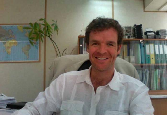 Stewart Arbuckle, managing director of Loc8.