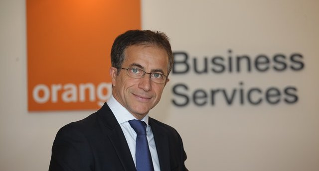 Luc Serviant, vice president, Middle East & Africa, Orange Business Services.