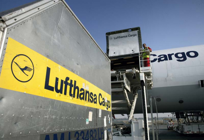 Lufthansa Cargo is hoping for uptake on routes to and from India and Vietnam.