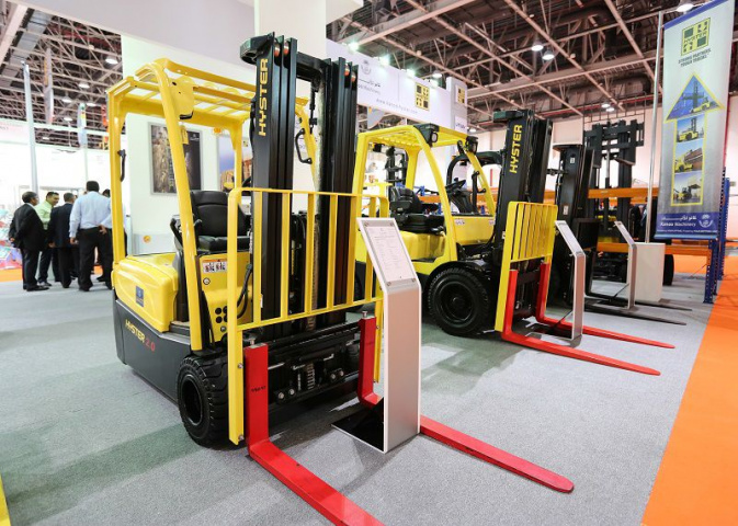 Dubai, Materials handling middle east, NEWS, Materials Handling