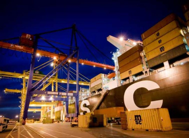 MSC Shipping says new service will reduce transit times for Qatar bound cargo.