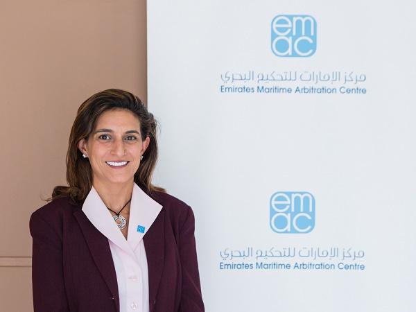 Maali Khader, Case Manager, EMAC.