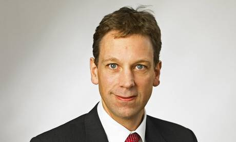 Jakob Stausholm, chief financial officer, Maersk Line