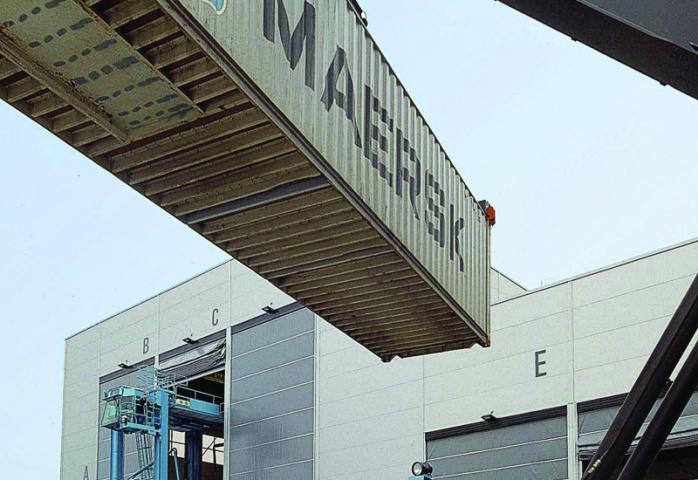 Maersk, Port of Duqm, Shipping, Oman