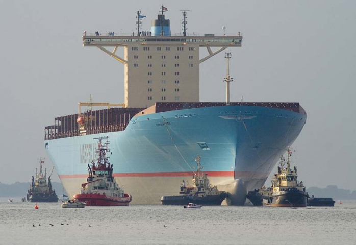 Maersk's move is likely to followed by other container giants.