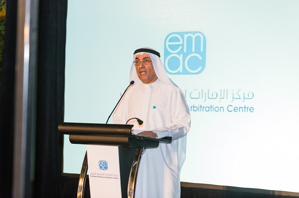 Majid Bin Bashir, VC and secretary general of EMAC.