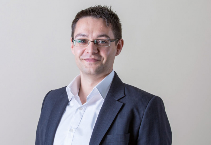 Mario Ammann, general manager, BITO Storage Systems Middle East.