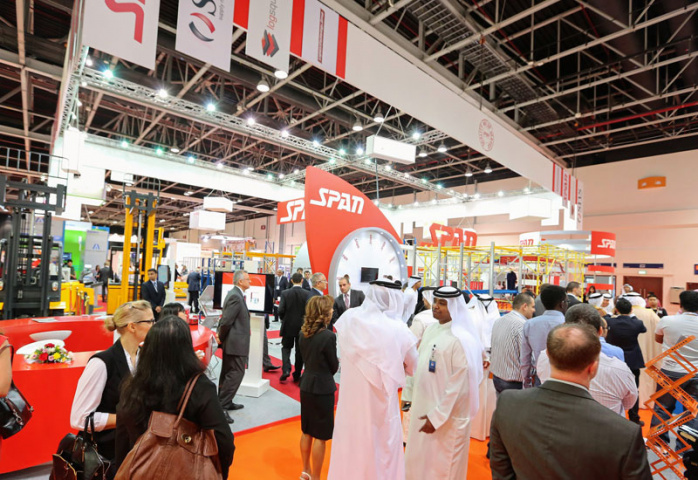 The biennial three-day event takes place from 11-13 September 2017 at the Dubai International Convention and Exhibition Centre.