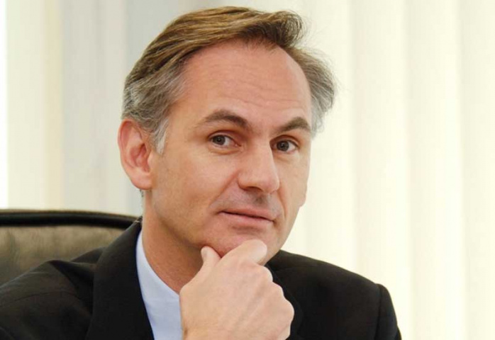 Patrick Naef, head of Mercator and divisional senior vice president, Emirates Group IT.