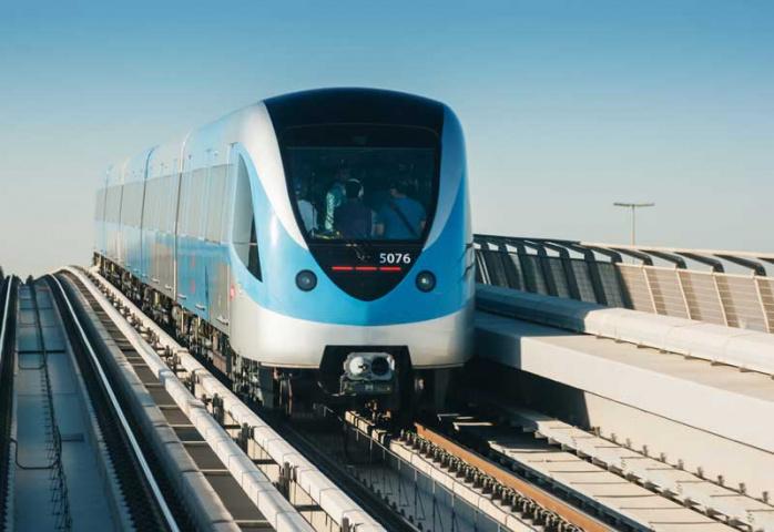 Dubai metro, Dubai Tram, Metro, Public transport, Rail network, Tram, NEWS