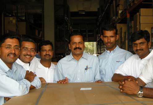 The Mindware team