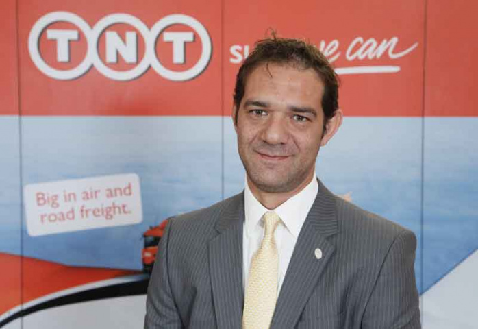 Mohamed Kamal, country general manager, TNT Express Egypt.