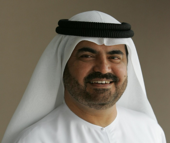 Mohammed Al Muallem, CEO and managing director, DP World, UAE Region and CEO of Jafza