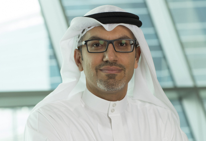 Mohsen Ahmad, vice president of the Logistics District at DWC.