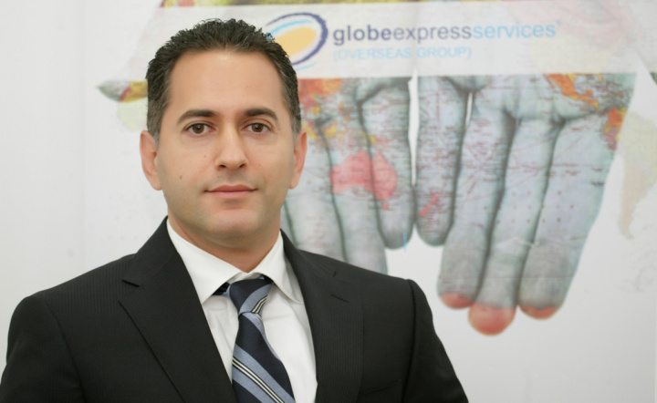 Mustapha Kawam, president and CEO of GES.