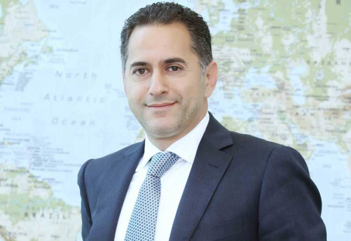 Mustapha Kawam, president and CEO, Globe Express Services.