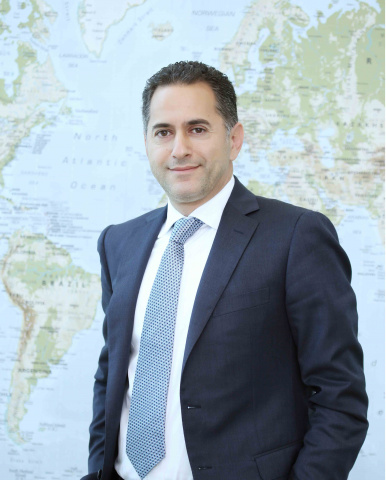 Mustapha Kawam, president and CEO of Globe Express Services.