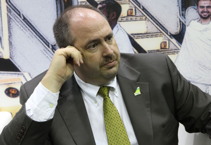 nasair CEO Francois Bouteiller