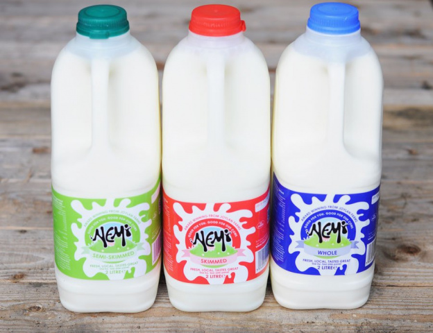 Nemi Dairy is now taking advantage of numerous direct air freight connections between the UK and UAE to export its milk to the region.