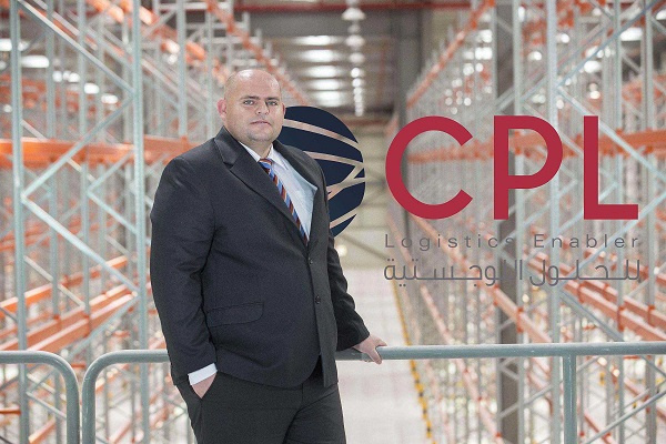 Oliver Pesov, deputy general manager of Centre Point Logistics (CPL).