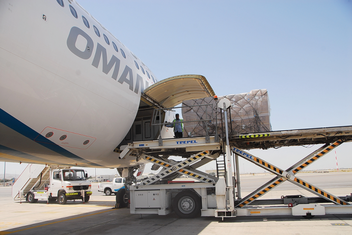 The providers of air cargo management solutions will allow the Omani carrier expansion in the air cargo market without expensive development of infrastructure.
