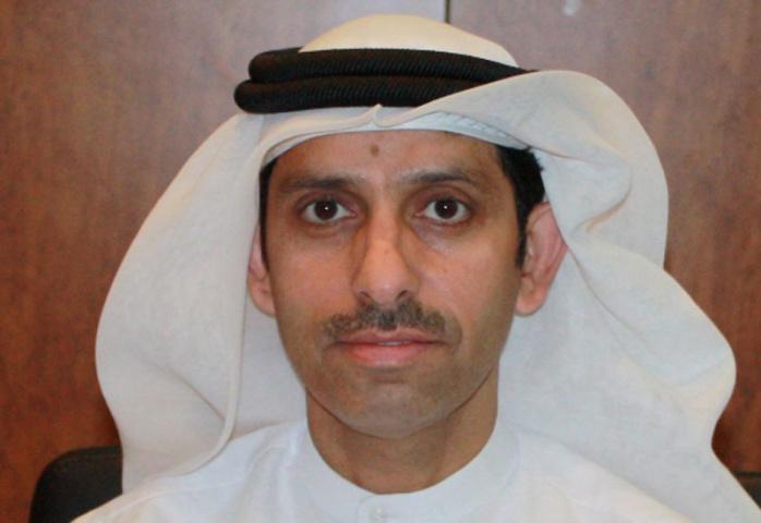 GCAA deputy director general Omar bin Ghalib