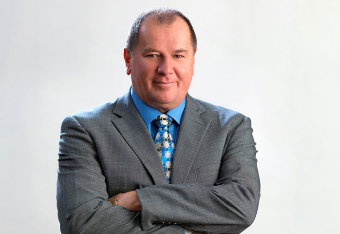 Peter Richards, CEO, Gulftainer.