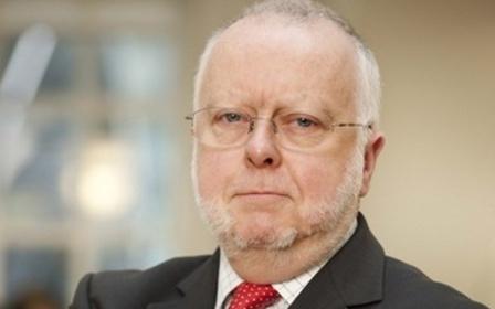 ICS secretary general Peter Hinchliffe.