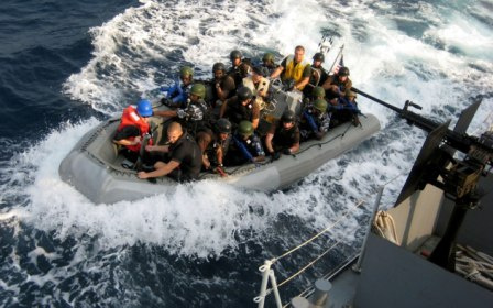 Maritime piracy, Middle East Workboats & Offshore Marine 2013, Piracy, NEWS