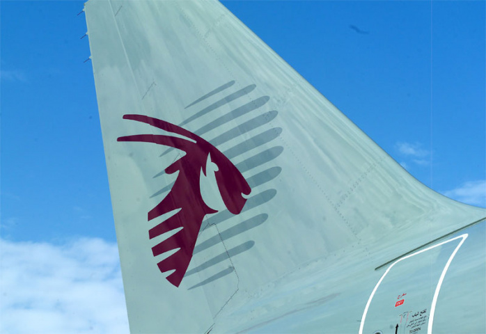 Qatar has an extensive route network in Africa.