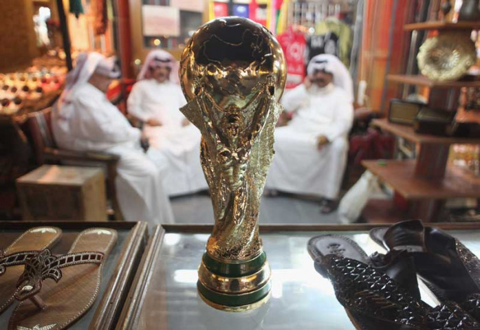 Qatar was chosen to host the 2022 FIFA World Cup (Sean Gallup/Getty Images)