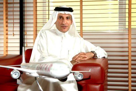 Akbar Al Baker, CEO, Qatar Airways