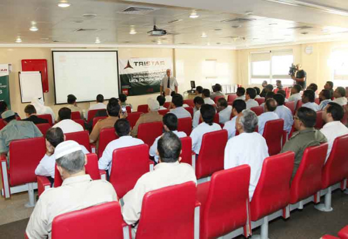 Jebel Ali, RTA, Safety, Sohar, Traffic, Tristar, Tristar transport, NEWS, Ports & Free Zones