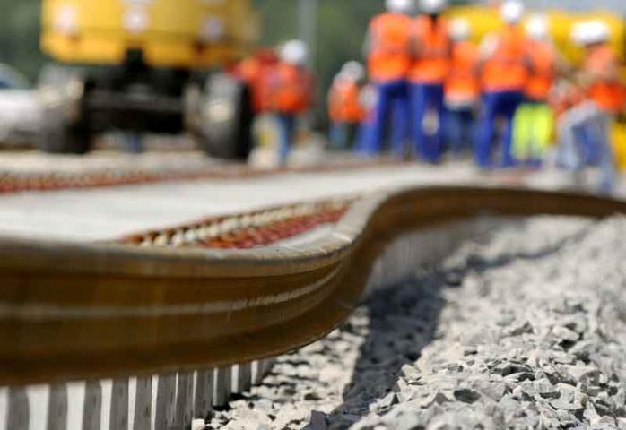 Construction, Railway network, NEWS