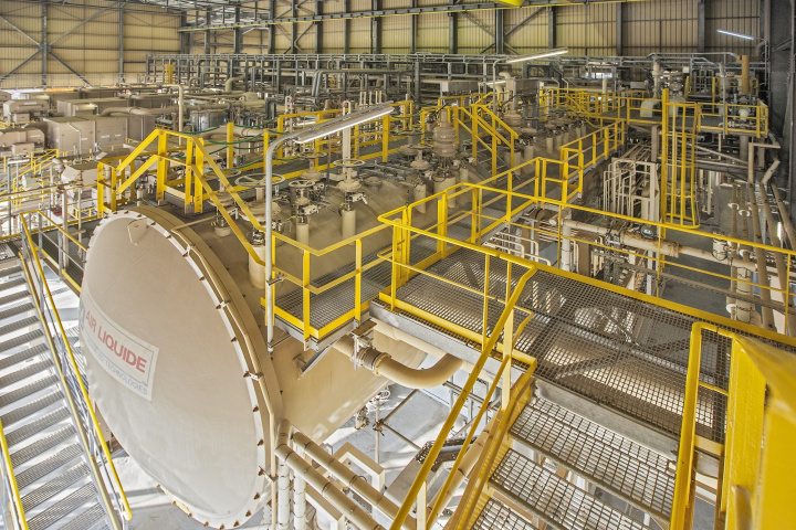 RasGas reaches milestone with delivery of 5,000th cargo of helium from Helium-1 plant, further cementing Qatar's position as leading helium producer and exporter.