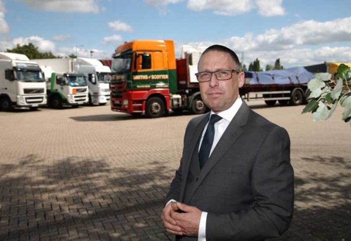 The Road Haulage Assocation's chief executive, Richard Burnett, says loads are scrapped if there is a risk they have been tampered with.